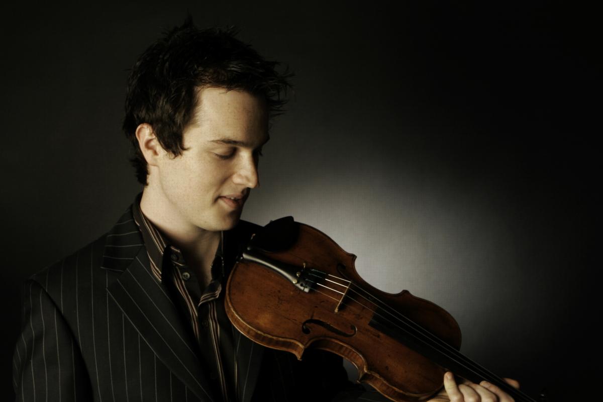 Interview Michael Brooks Reid talks Vivaldi ‹ Melbourne Chamber