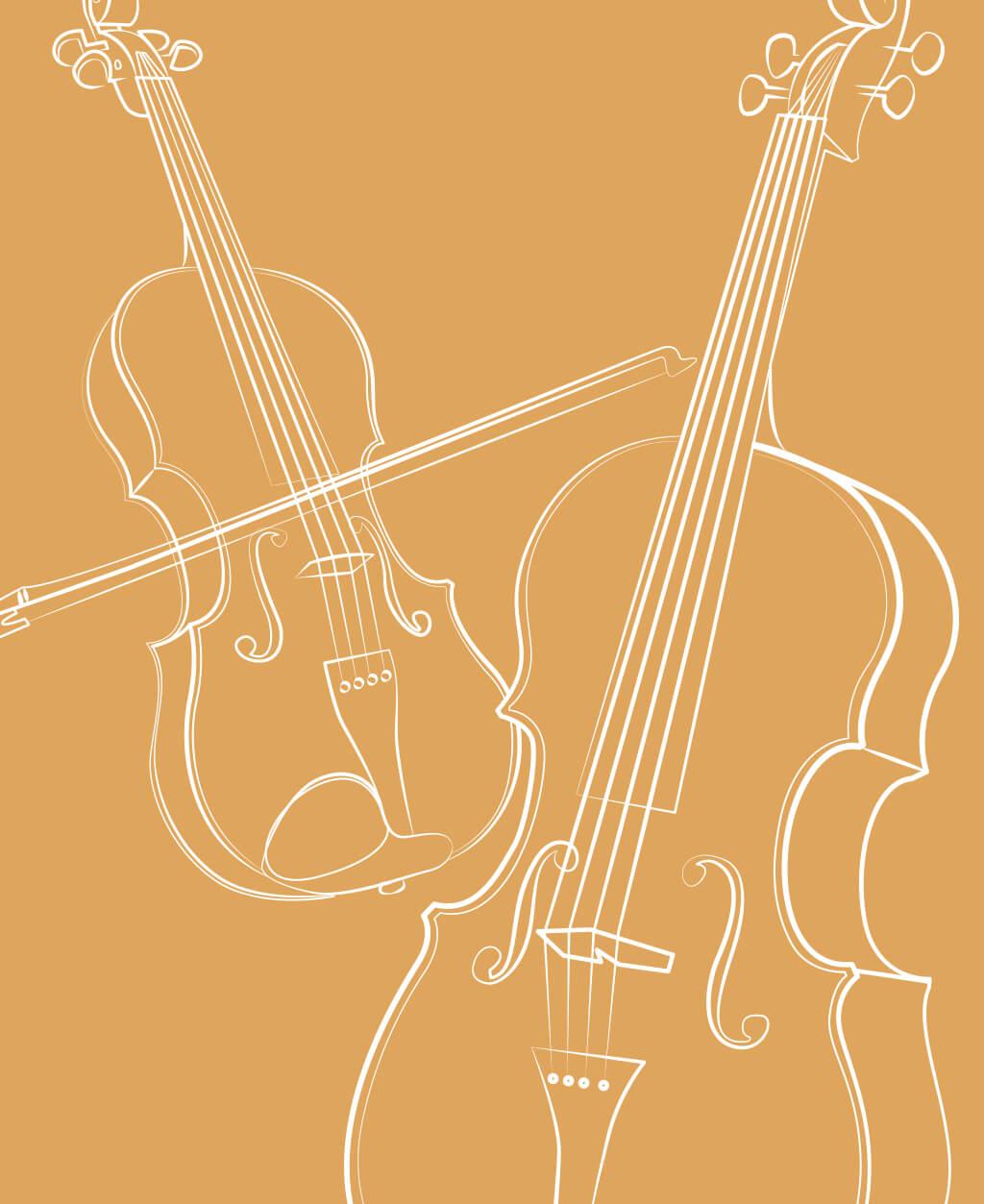 Shostakovich, Raff & Brahms