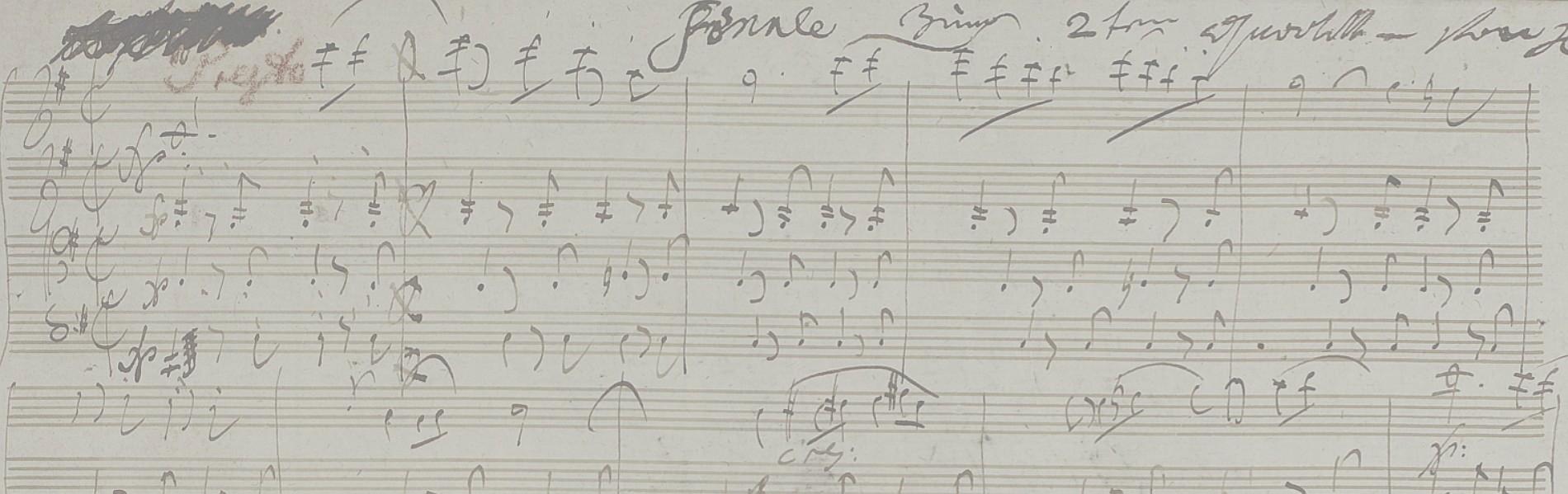 Beethoven's Imagination