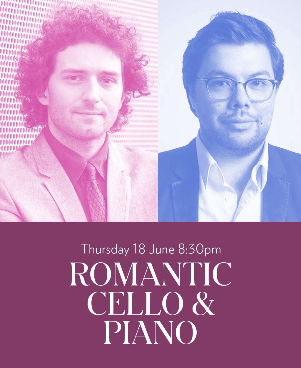 Romantic Cello & Piano