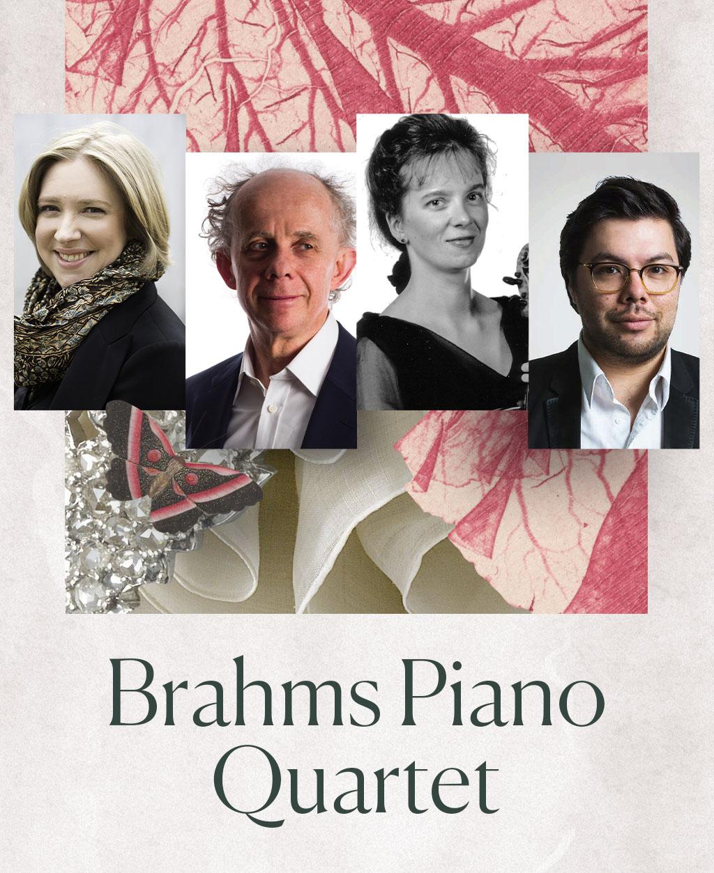 Brahms Piano Quartet