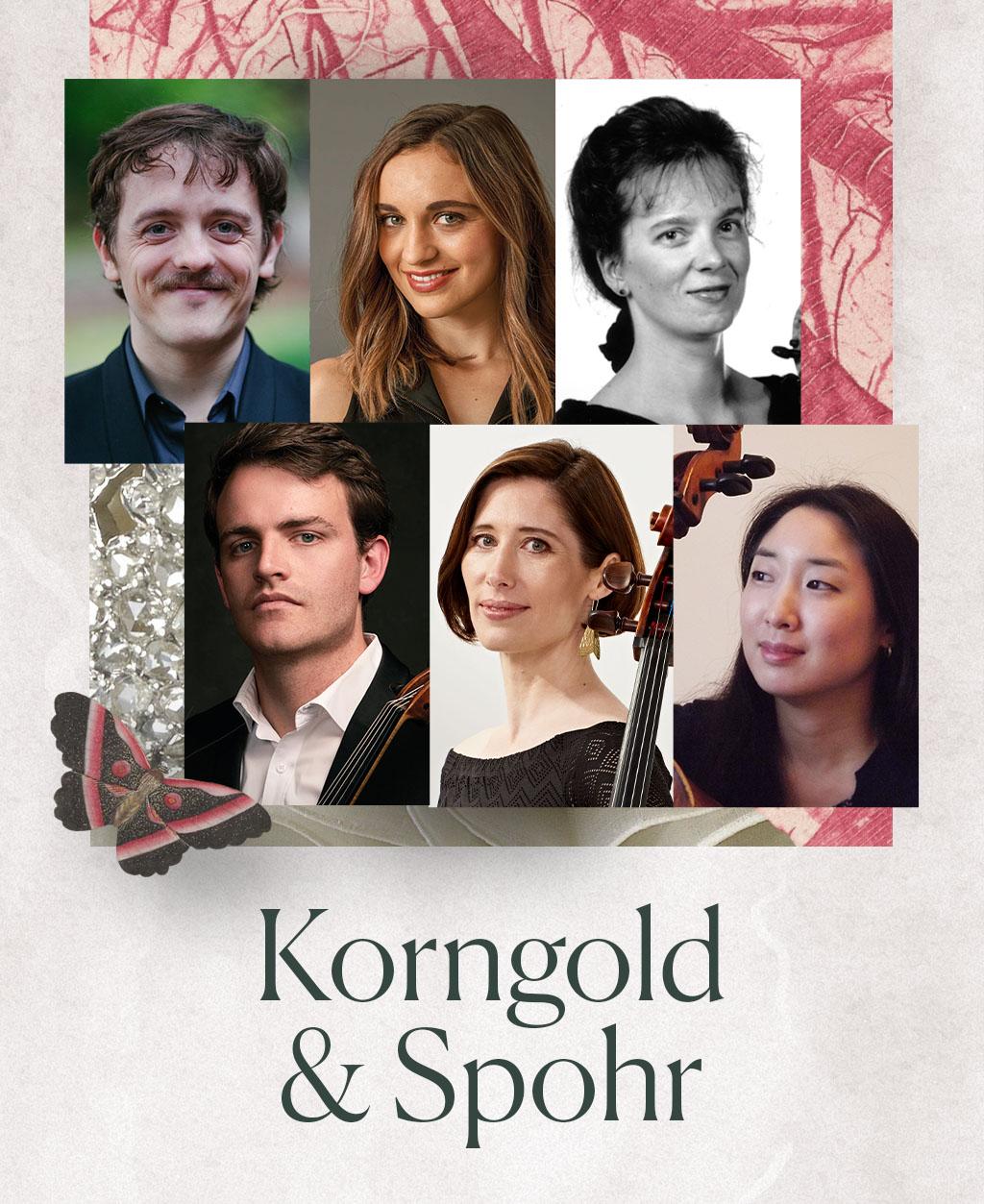 Korngold & Spohr